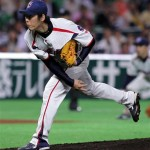 Kawashima got the win in relief, his first of 2010.