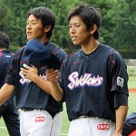 Araki and Morioka will battle it out for the shortstop position.