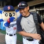 Kawakami scored more than a big bag of cash during his time in the states.