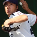 Takatsu saved 286 games for the Swallows.