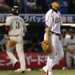 Another night to forget for Ishikawa and the Swallows
