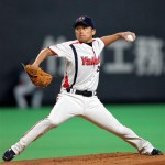 Ishikawa pitched a strong 8.1 innings in earning the win.