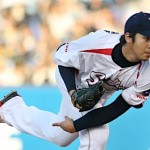 Akagawa pitches his 2nd complete game of the season.