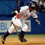 Yuuhei drives in the game-winning run on an infield single in the seventh.