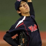 Yagi can't catch a break. Seven innings and just one earned run, but he still got the loss.