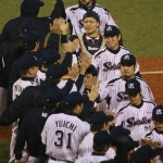 Oct 16th 2015, CL Climax Series Final Stage – vs Yomiuri (Game 3)
